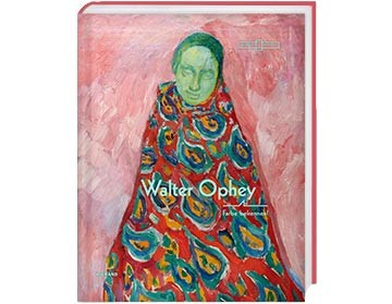 Katalog Walter Ophey. Farbe bekennen!