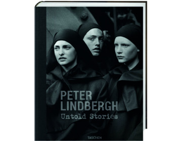 Katalog Peter Lindbergh. Untold Stories
